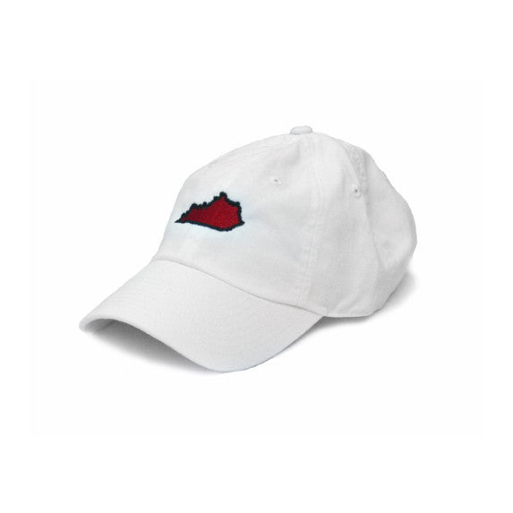 Kentucky Louisville Gameday Hat White