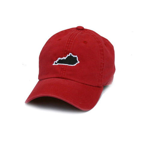 Kentucky Louisville Gameday Hat Red