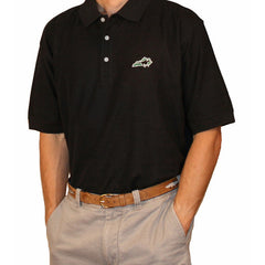 Kentucky Traditional Polo Black