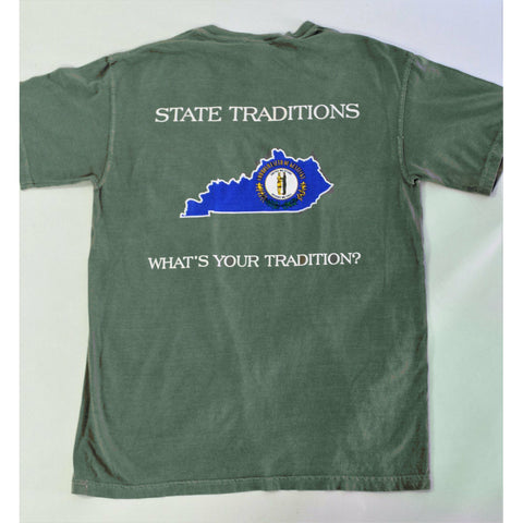 Kentucky Traditional T-Shirt - Blue Grass