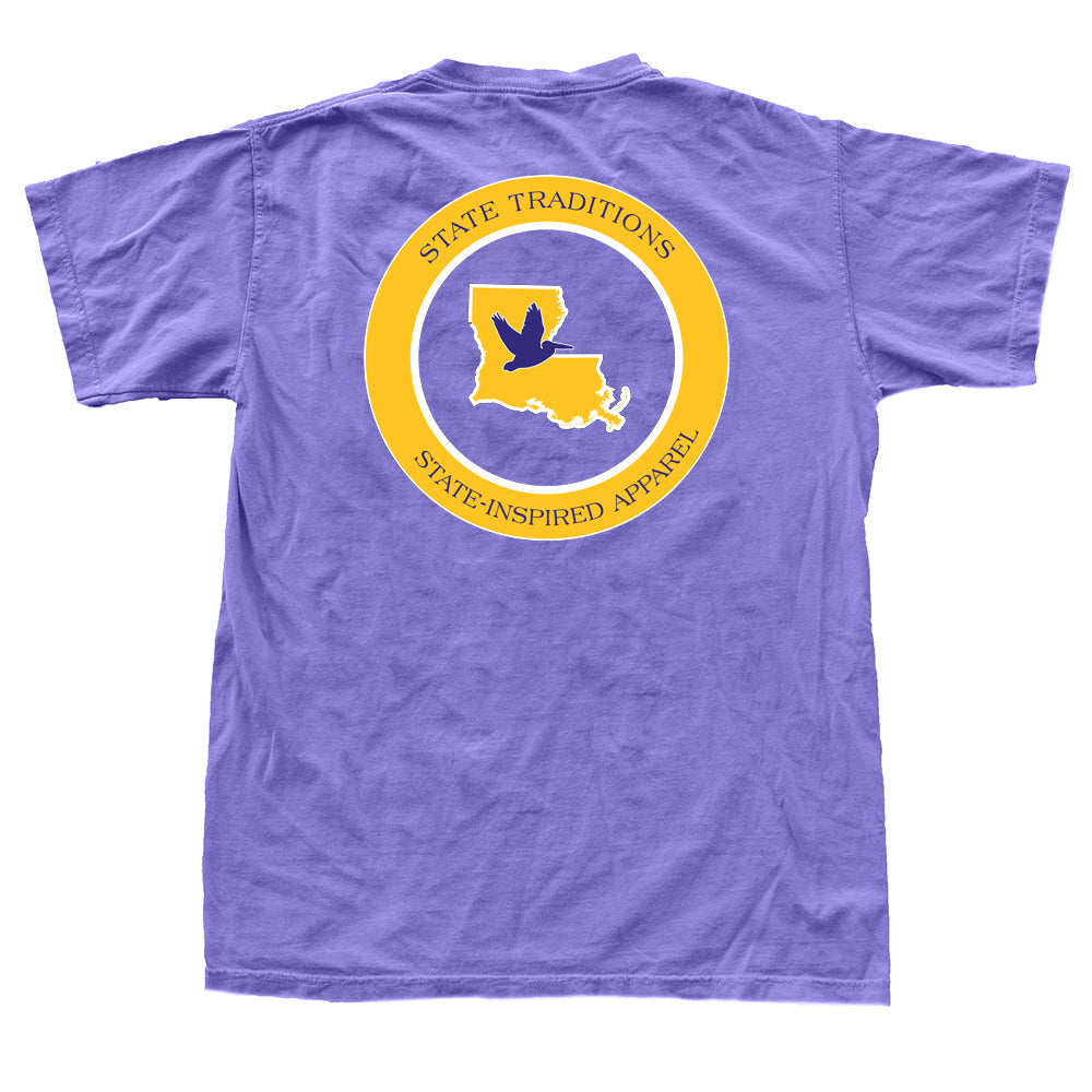Louisiana State Icon T-Shirt