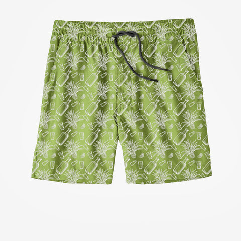 Agave Swim Trunks