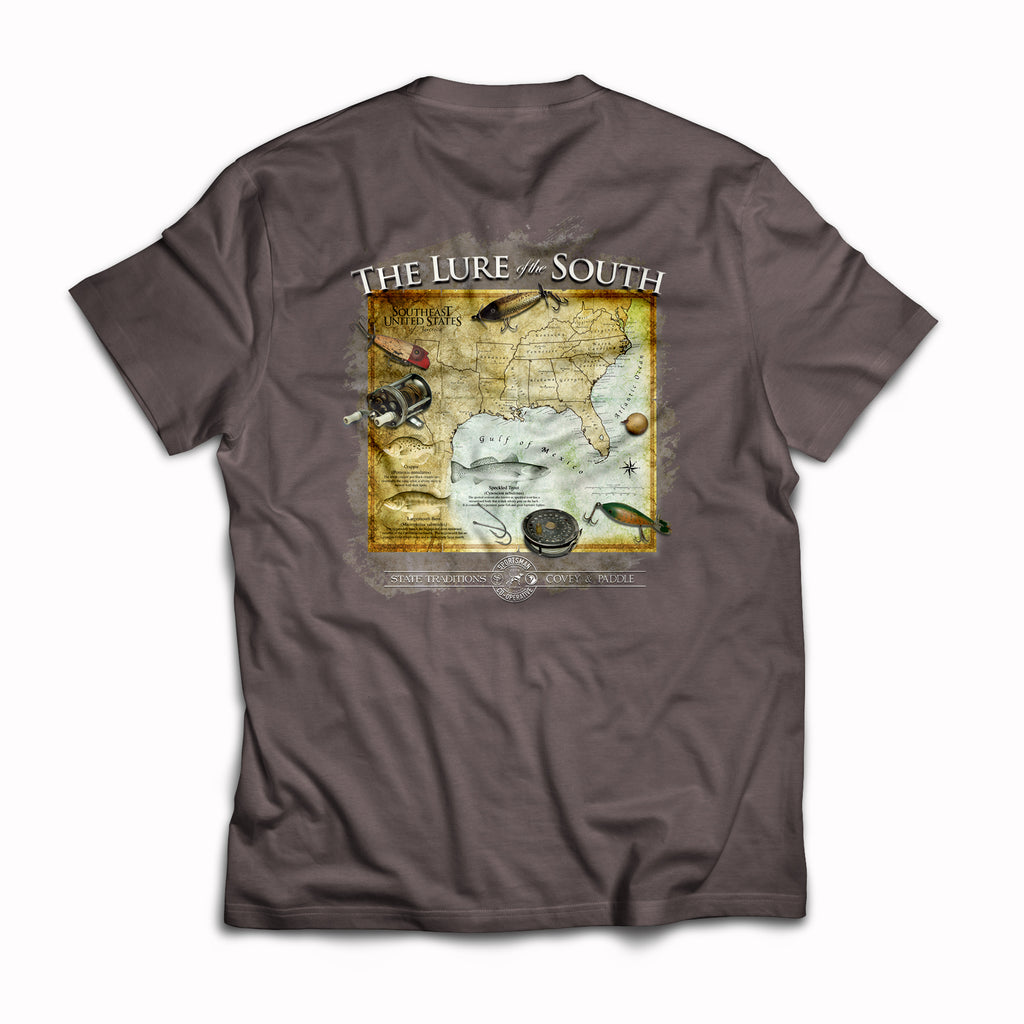 The Lure of The South T-Shirt