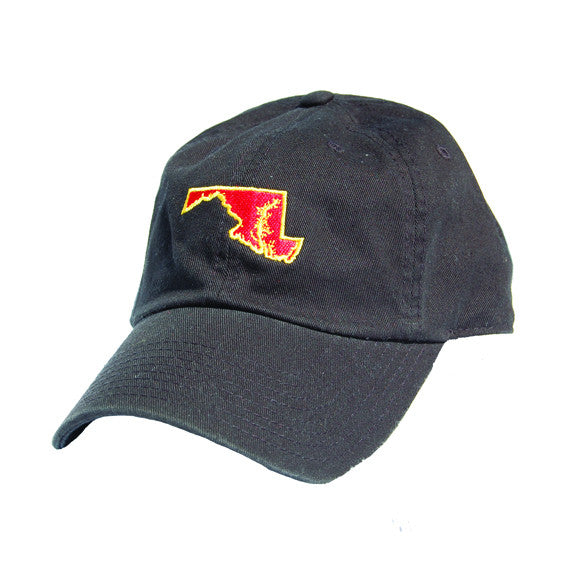 Maryland College Park Gameday Hat Black