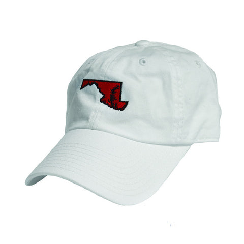 Maryland College Park Gameday Hat White