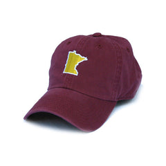 Minnesota Twin Cities Gameday Hat Maroon
