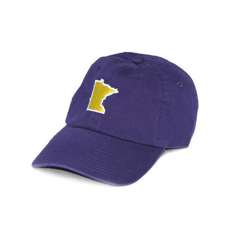 Minnesota Gameday Hat Purple
