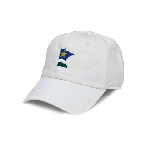 Minnesota Traditional Hat White