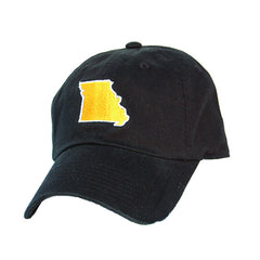 Missouri Columbia Gameday Hat Black