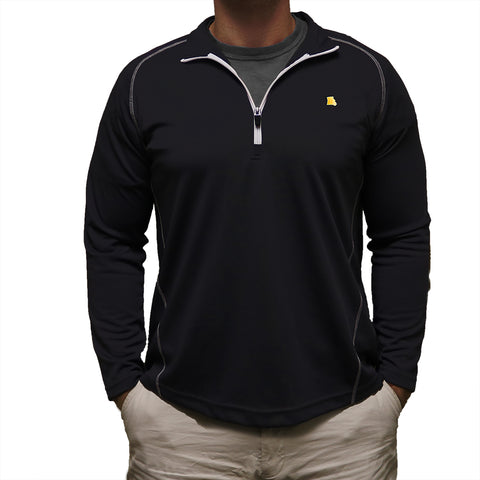 Missouri Columbia Gameday Performance Pullover Black