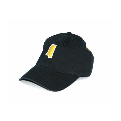 Mississippi Hattiesburg Gameday Hat Black