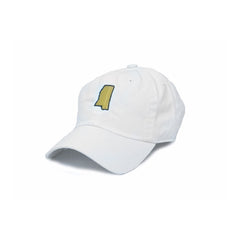 Mississippi Hattiesburg Gameday Hat White
