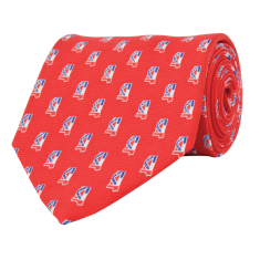 Mississippi Traditional Tie Red