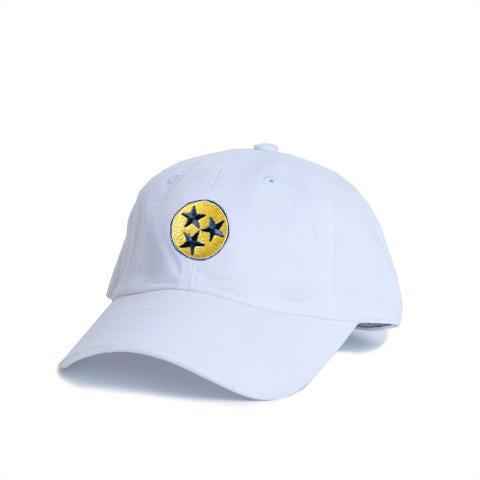 Nashville Hockey TriStar Hat White