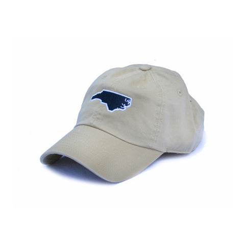 North Carolina Winston-Salem Gameday Hat Gold