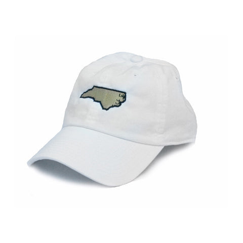 North Carolina Winston-Salem Gameday Hat White