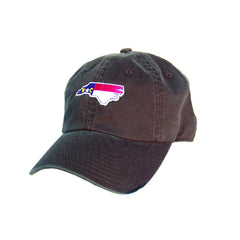 North Carolina Traditional Hat Black