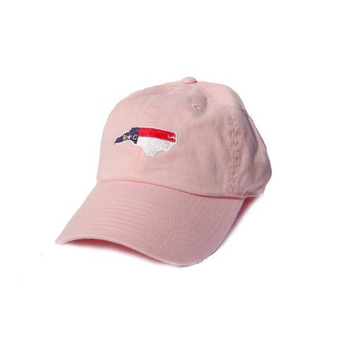 North Carolina Traditional Hat Pink
