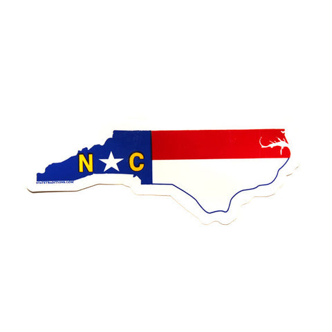 North Carolina Traditional Sticker