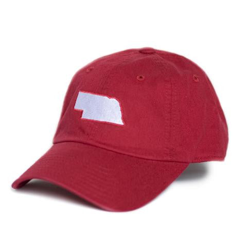 5931fc13 Nebraska Lincoln Gameday Hat Red – State Traditions