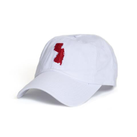 New Jersey Piscataway Gameday Hat White