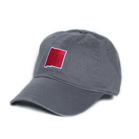 New Mexico Albuquerque Gameday Hat Grey