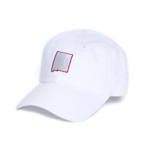 New Mexico Albuquerque Gameday Hat White