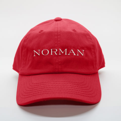 Oklahoma Norman City Series Hat