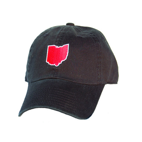 Ohio Cincinnati Gameday Hat Black