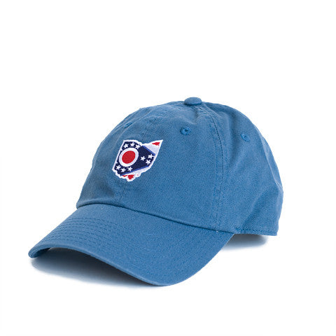Ohio Traditional Hat Gulf Blue