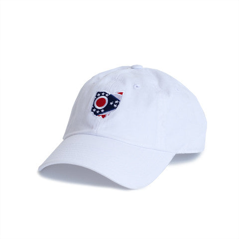 Ohio Traditional Hat White