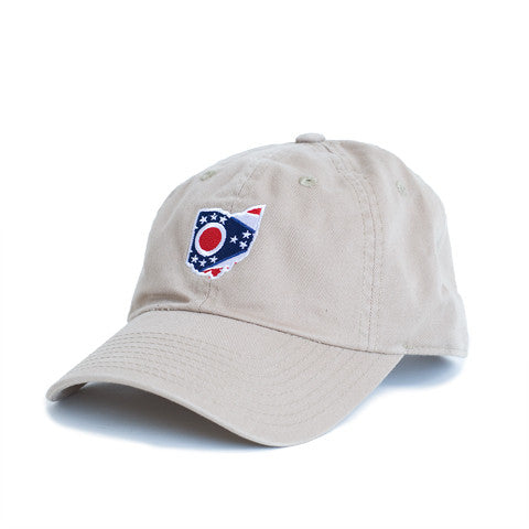Ohio Traditional Hat Khaki