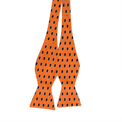 Oklahoma Stillwater Gameday Bow Tie Orange