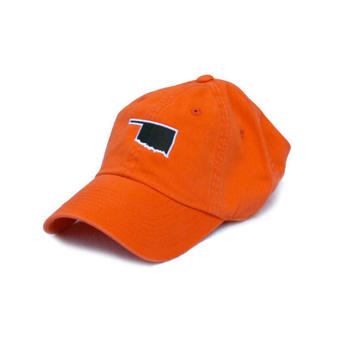 Oklahoma Stillwater Gameday Hat Orange