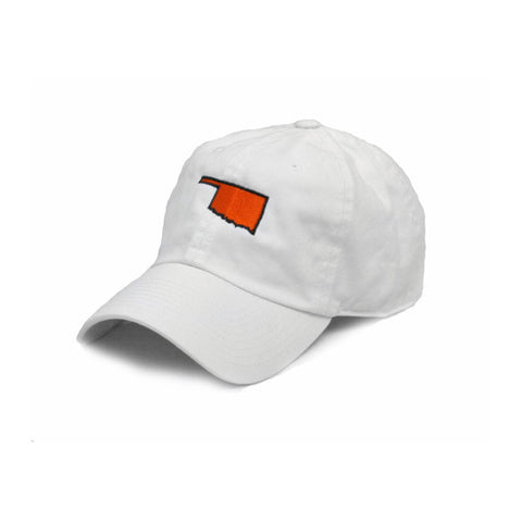 Oklahoma Stillwater Gameday Hat White