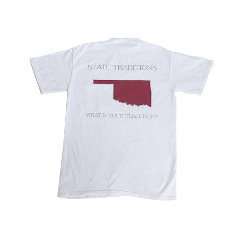 Oklahoma Norman Gameday T-Shirt White
