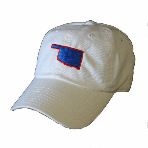 Oklahoma Oklahoma City Gameday Hat White