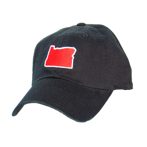 Oregon Corvallis Gameday Hat Black