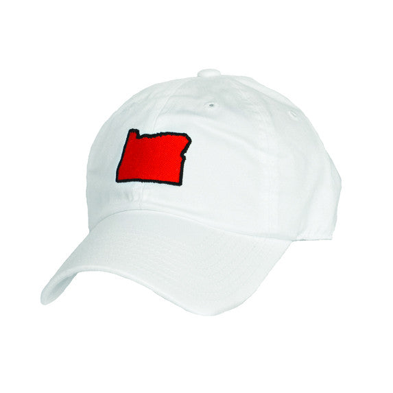 Oregon Corvallis Gameday Hat White