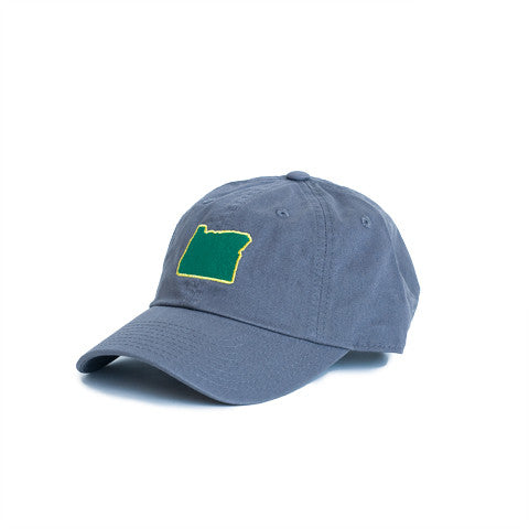 Oregon Eugene Gameday Hat Grey