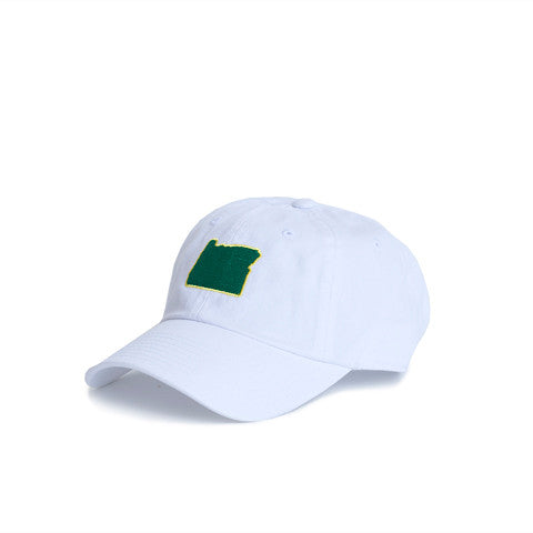 Oregon Eugene Gameday Hat White