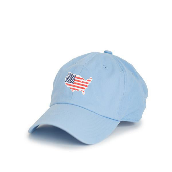 America Traditional Hat Light Blue - NEW