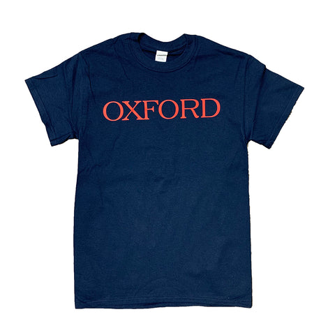 Oxford City Series T-Shirt Navy