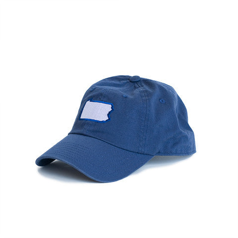 Pennsylvania Gameday Hat Blue