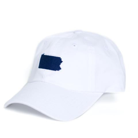 Pennsylvania Gameday Hat White