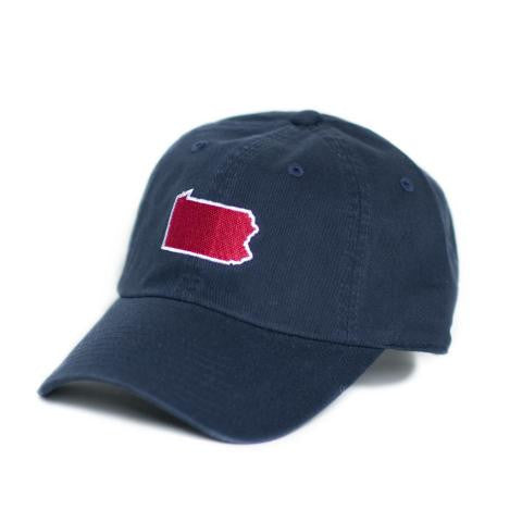 Pennsylvania Philadelphia Gameday Hat Navy