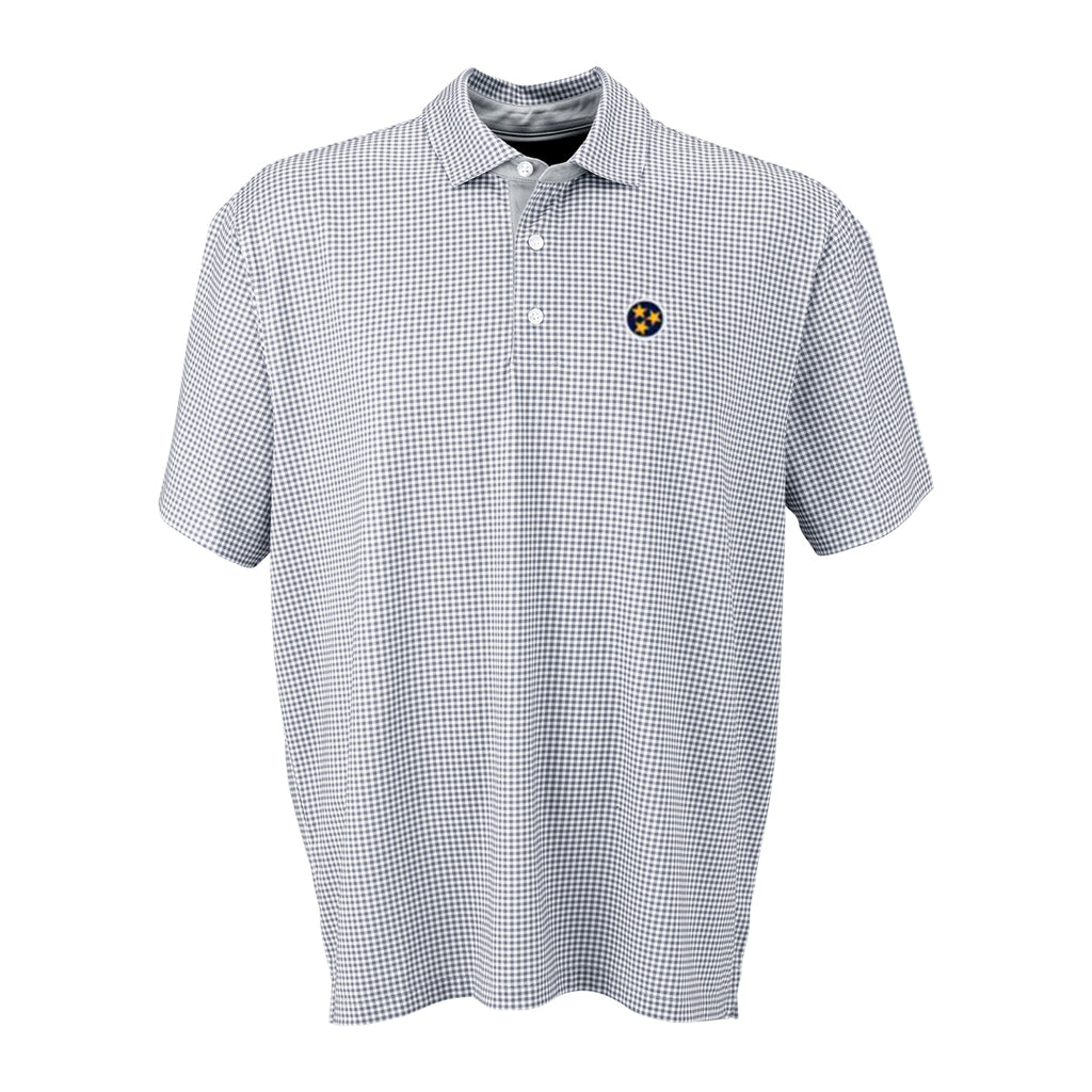 Nashville Hockey Perry Polo Grey