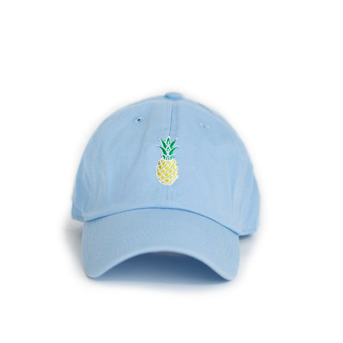 State Traditions Pineapple Hat Light Blue