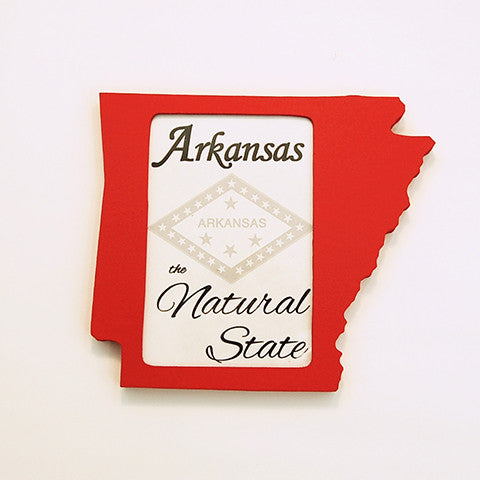 Arkansas Picture Frame