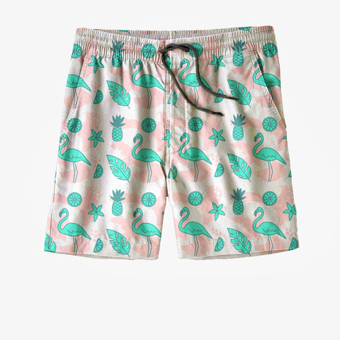 Retirement Package Swim Trunks